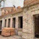 Здание на Саксаганского реставрируют для музея Франко (фото)