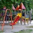 В двух районах Киева установят десятки новых детских площадок