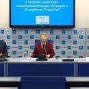 В Роспотребнадзоре по Татарстану рассказали, сколько еще жители будут носить маски