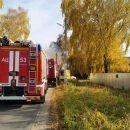 В Татарстане крупный пожар унес жизни трех человек