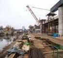 До конца октября завершат важный этап работ на Подольском мосту