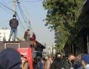 На Лыбидской площади убрали МАФы