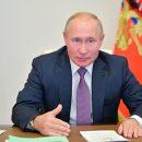 Путин заявил о росте средней продолжительности жизни россиян