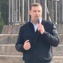 Украинский мэр устроил акцию протеста против ужесточения карантина