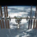 На МКС после заклейки скотчем продолжилась утечка воздуха
