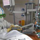 Названы сроки начала роста смертности среди пациентов с коронавирусом в России