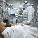 В России зафиксировали более 15 тысяч новых случаев заражения коронавирусом