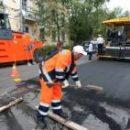 На Куреневке отремонтировали одну из самых нагруженных улиц (видео)