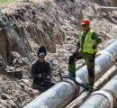К четырем общежитиям и спортивной школе в Киеве проведут водопровод