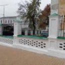 Завершены работы по реставрации ограды Покровской церкви (фото)