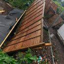 Мужчина устроил оползень и лишил дома многодетную семью