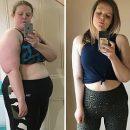 Любительница фастфуда стала веганкой и похудела на 82 килограмма