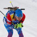Российские биатлонисты остались без медалей в первой гонке Кубка мира в сезоне