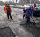 «Укравтодор» научился экономить на ремонте дорог