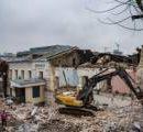 В Киеве сносят старинное здание на улице Протасов Яр