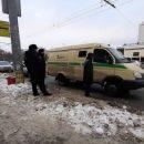 Инкассатор, которого отвезли в больницу Казани с огнестрельным ранением, скончался