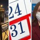 Итоги дня в Татарстане: выходной 31 декабря, продление школьных каникул, сгоревший автобус