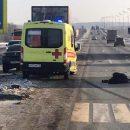 Мужчина погиб под колесами грузовика на трассе под Казанью