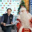 Поздравление от Каневского и слуховой аппарат: Дед Мороз исполнит желания детей из Казани
