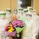 Казанские врачи вылечили 101-летнюю женщину от коронавируса