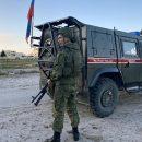 Российская военная полиция прибыла в район Сирии для стабилизации обстановки