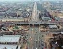 Названа причина падения опор освещения на Шулявском мосту
