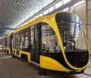 Киев закупит 20 современных трамваев