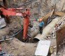 В Святошинском районе отремонтируют аварийный коллектор