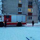 За три первых дня 2021-го года в Казани произошло 45 пожаров, семь человек скончались