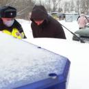 Полицейские в Казани задержали нетрезвую беременную автомобилистку