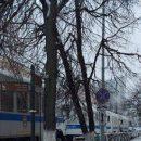 В Казани к центру города начала стягиваться полиция с автозаками