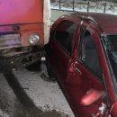 Мужчина в Казани на угнанном «КАМАЗе» попал в ДТП