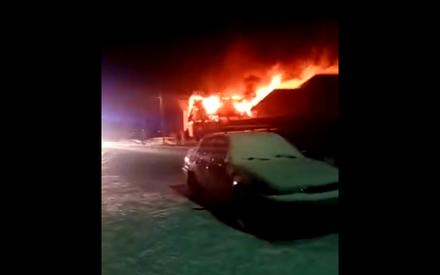 В январе 2020-го было много пожаров