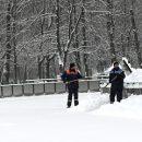 Российского чиновника пообещали уволить за привлечение учителей к уборке снега