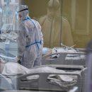 В России умерли 485 пациентов с коронавирусом за сутки