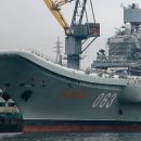 В США объяснили неспособность России построить авианосец