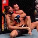 Появилось видео первой победы брата Нурмагомедова в UFC
