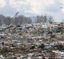 Начался новый этап работ на полигоне твердых бытовых отходов в селе Подгорцы