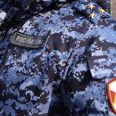 В Казани сотрудники вневедомственной охраны Росгвардии задержали находившегося в федеральном розыске