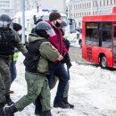 По итогам двух митингов в Казани в поддержку Навального в суд поступило 590 дел участников