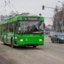 Маршрут сразу двух троллейбуса №3 и автобуса №70 изменят в Казани до конца мая