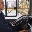 В 73 автобусах в Казани установлены системы распознавания усталости водителя