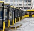 В Киеве на маршруты выехали 15 новых троллейбусов