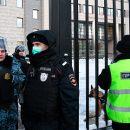 Началось заседание суда по делу Навального о клевете на ветерана