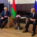 Раскрыта повестка встречи Лукашенко и Путина