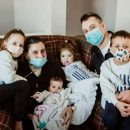 Женщина родила в состоянии комы и впервые увидела ребенка спустя три месяца