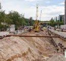 Строительство метро на Винградар продолжается