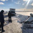 Женщина с двумя детьми попала в смертельную аварию в Татарстане