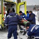 Парализовало правую сторону тела: в Казани на льду Волги у мужчины произошел инсульт