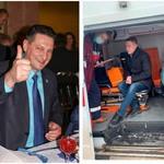 ЖКХ по-русски: чиновник сильно избил депутата из-за снежных сугробов